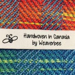 Weaverbee label