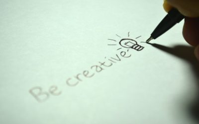 What to do When Creativity Strikes